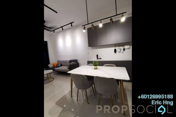 Condominium For Rent in Pinnacle, Sri Petaling Freehold Fully Furnished 2R/2B 1.9k