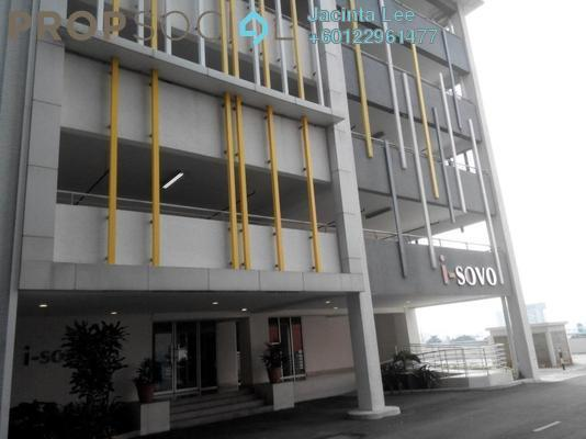 Office For Sale in i-City, Shah Alam Freehold Unfurnished 0R/1B 235k