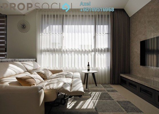 Condominium For Sale in Taman Dahlia, Sepang Freehold Fully Furnished 3R/2B 259k