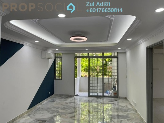 Apartment For Sale in Casa Ria, Cheras Freehold Unfurnished 3R/2B 340k