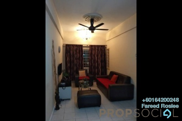Apartment For Sale in Ameera Residences, Petaling Jaya Freehold Semi Furnished 3R/2B 230k