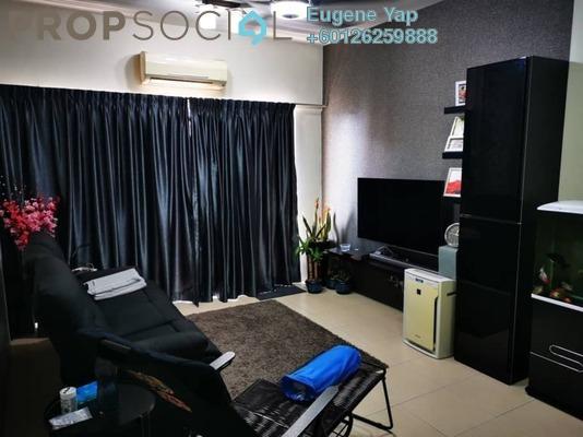 Serviced Residence For Sale in Plaza Medan Putra, Bandar Menjalara Freehold Fully Furnished 2R/2B 360k