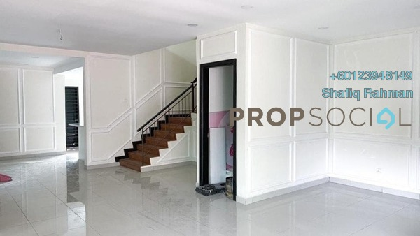 Semi-Detached For Sale in Country Heights Kajang, Kajang Freehold Semi Furnished 4R/4B 1.6m