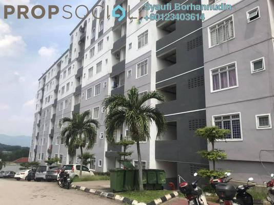 Apartment For Sale in Desa Palma, Putra Nilai Freehold Unfurnished 3R/2B 185k