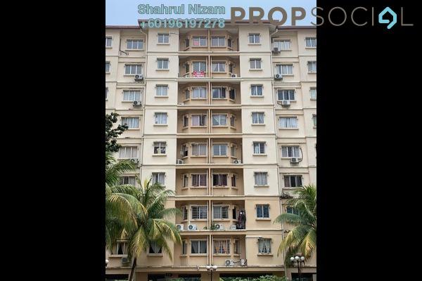 Condominium For Sale in Oakleaf Park, Bukit Antarabangsa Freehold Unfurnished 3R/2B 270k