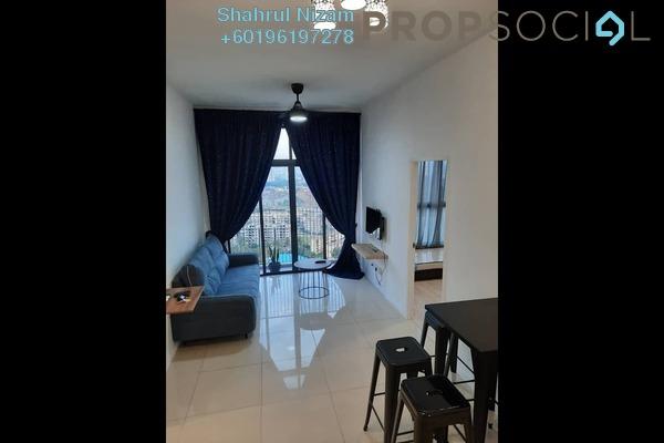Condominium For Sale in Lexa Residence @ The Quartz, Wangsa Maju Freehold Fully Furnished 3R/2B 460k