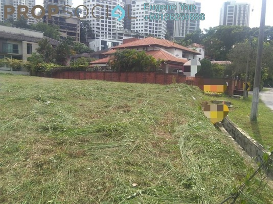 Land For Sale in Bukit Bandaraya, Bangsar Freehold Unfurnished 0R/0B 11.3m