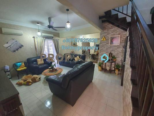 Terrace For Rent in SP 7, Bandar Saujana Putra Freehold Fully Furnished 4R/3B 1.5k
