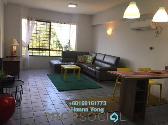 Condominium For Rent in Faber Heights, Taman Desa Freehold Fully Furnished 1R/1B 1.5k