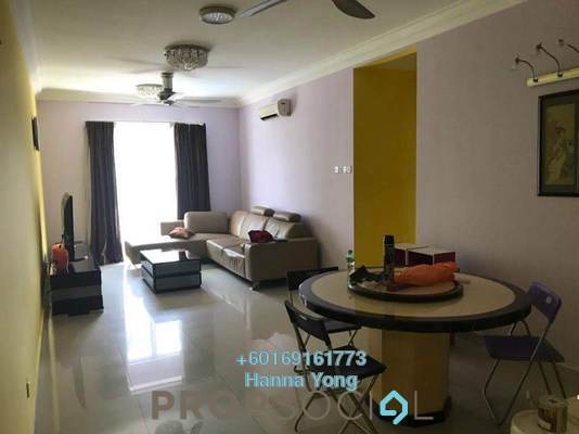 Condominium For Sale in Subang Avenue, Subang Jaya Freehold Fully Furnished 3R/2B 750k