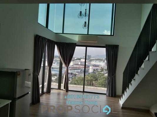 Duplex For Rent in Emporis, Kota Damansara Freehold Semi Furnished 1R/3B 2k