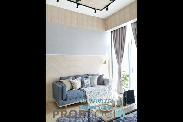 Serviced Residence For Rent in Star Residences, Kuala Lumpur Freehold Fully Furnished 1R/1B 3.5k