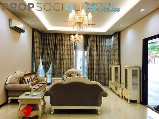Semi-Detached For Rent in Villa Manja, Bandar Menjalara Freehold Fully Furnished 5R/5B 10k