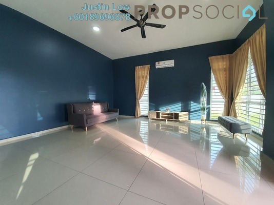 Bungalow For Sale in Vista Kirana, Ayer Keroh Freehold Semi Furnished 6R/4B 880k