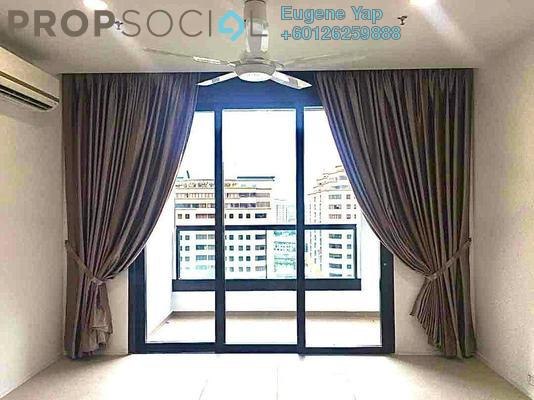 Serviced Residence For Sale in Arcoris, Mont Kiara Freehold Semi Furnished 2R/2B 998k