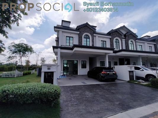 Villa For Sale in Setia Eco Glades, Cyberjaya Freehold Unfurnished 3R/4B 1.35m