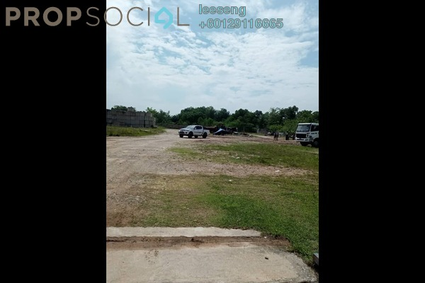 Land For Rent in Kampung Bukit Cherakah, Kuala Selangor Freehold Unfurnished 0R/0B 5.5k