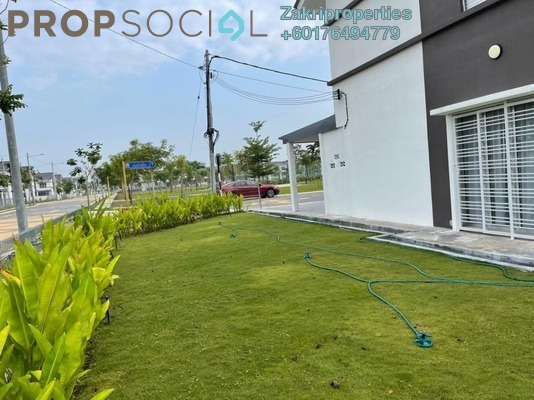 Terrace For Sale in Irama Perdana, Alam Perdana Freehold Unfurnished 4R/3B 699k