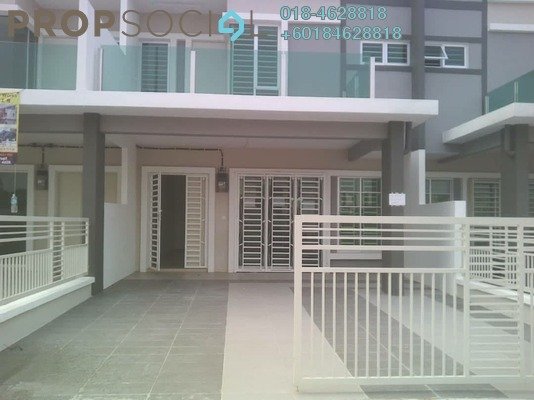 Terrace For Sale in Nusari Aman 2, Seremban Freehold Semi Furnished 4R/4B 505k
