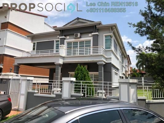 Bungalow For Sale in Le Putra Avenue, Bandar Putra Permai Freehold Semi Furnished 4R/5B 1.79m