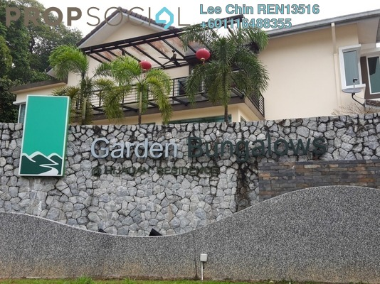 Bungalow For Sale in Hijauan Residence, Batu 9 Cheras Freehold Unfurnished 5R/5B 2.18m