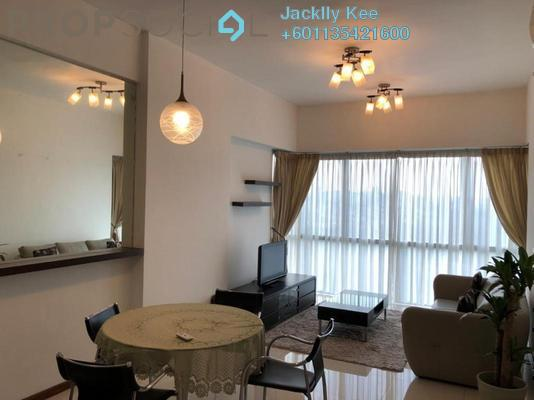 Condominium For Rent in Suasana Sentral Loft, KL Sentral Freehold Fully Furnished 1R/2B 3.45k