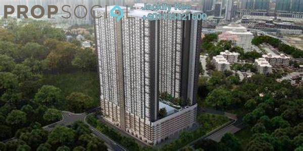 Condominium For Sale in PPA1M Mercu Jalil, Puchong Freehold Unfurnished 3R/2B 500k