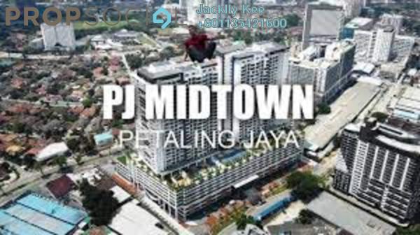 Condominium For Sale in PJ Midtown, Petaling Jaya Freehold Fully Furnished 3R/2B 685k