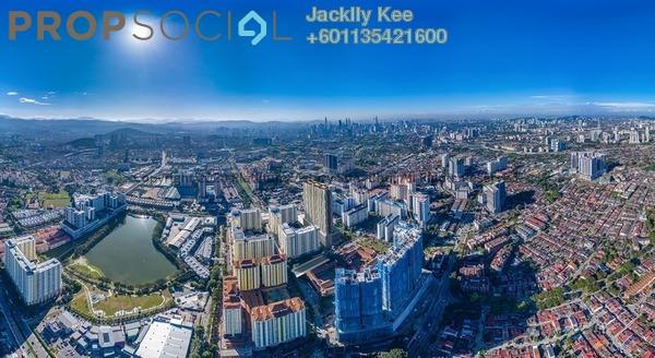 Condominium For Sale in Vista Danau Kota, Setapak Freehold Unfurnished 3R/2B 300k