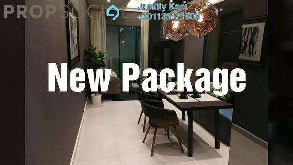 Condominium For Sale in Majestic Maxim, Cheras Freehold Semi Furnished 2R/2B 325k