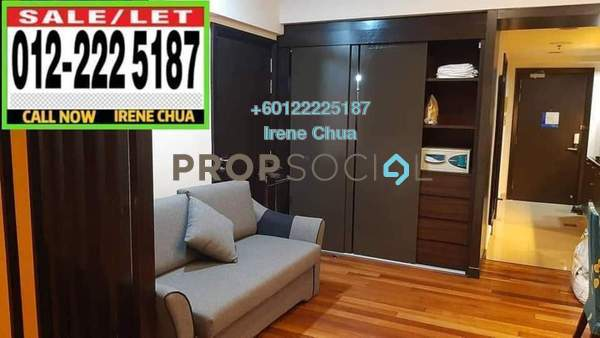 Serviced Residence For Rent in Sunway Pyramid, Bandar Sunway Freehold Fully Furnished 0R/1B 1.6k