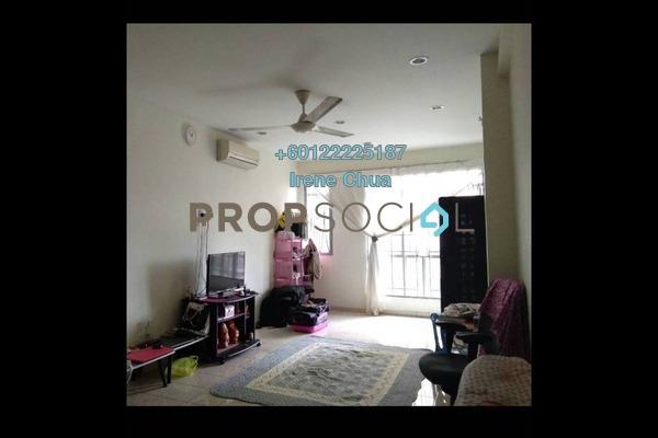Condominium For Sale in Millennium Square, Petaling Jaya Freehold Semi Furnished 3R/2B 455k