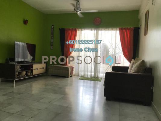 Condominium For Sale in Seri Puri, Kepong Freehold Semi Furnished 3R/2B 320k