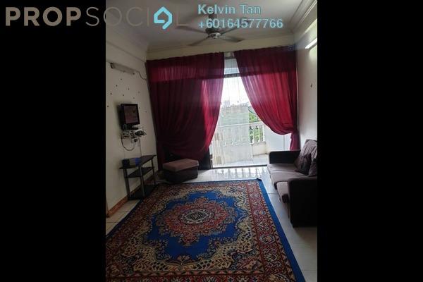 Condominium For Sale in Desa Permai Indah, Sungai Dua Freehold Fully Furnished 3R/2B 300k