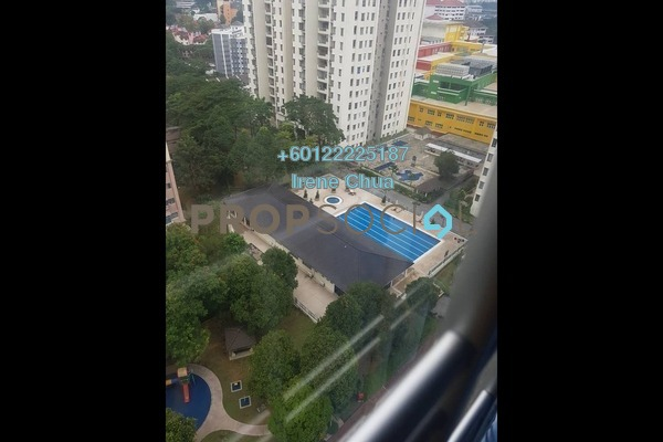 Condominium For Sale in Prima Midah Heights, Cheras Freehold Semi Furnished 4R/2B 650k