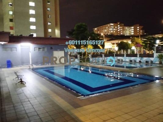 公寓 单位出售于 Permai Putera, Ampang Leasehold Fully Furnished 3R/2B 360.0千