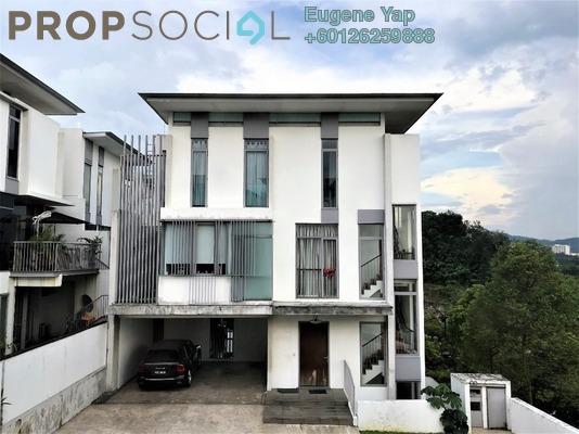 Terrace For Sale in Garden Manor, Sungai Buloh Freehold Semi Furnished 5R/6B 3m