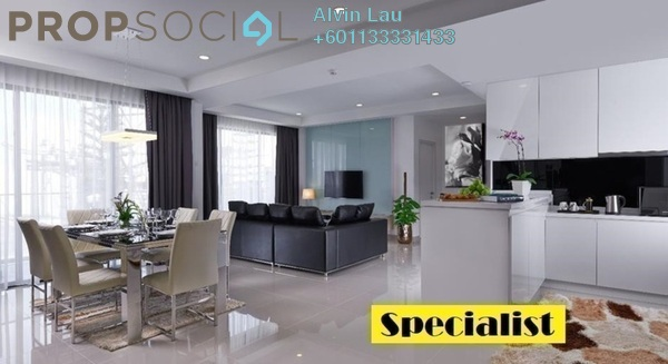 Condominium For Sale in Grand Ion Majestic, Genting Highlands Freehold Fully Furnished 2R/1B 699k