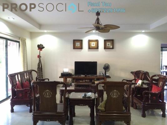 Terrace For Sale in Taman Prima Impian, Segambut Freehold Semi Furnished 4R/3B 1.82m