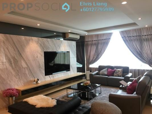 Condominium For Rent in Sunway Vivaldi, Mont Kiara Freehold Fully Furnished 4R/5B 13.5k