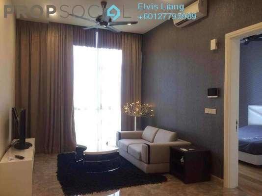 Condominium For Sale in Laman Ceylon, Bukit Ceylon Freehold Fully Furnished 1R/1B 800k