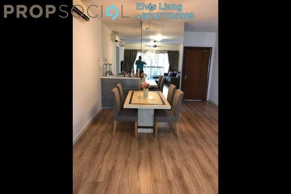 Condominium For Rent in Kiara Designer Suites, Mont Kiara Freehold Fully Furnished 3R/2B 3.7k