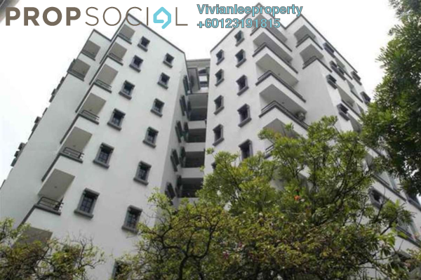 Condominium For Sale in Contessa, Bangsar Freehold Fully Furnished 3R/2B 1.15m