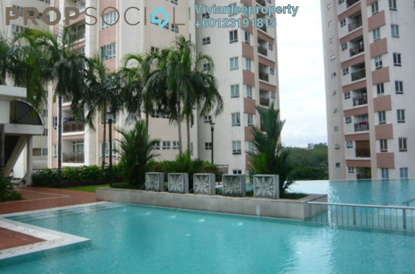 Condominium For Sale in The Boulevard, Subang Jaya Freehold Fully Furnished 3R/2B 650k