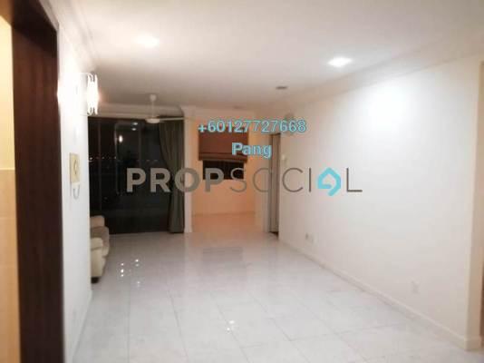 Condominium For Rent in Casa Tropicana, Tropicana Freehold Semi Furnished 2R/2B 1.75k