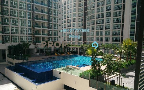 Condominium For Sale in Mutiara Ville, Cyberjaya Freehold Fully Furnished 1R/1B 318k