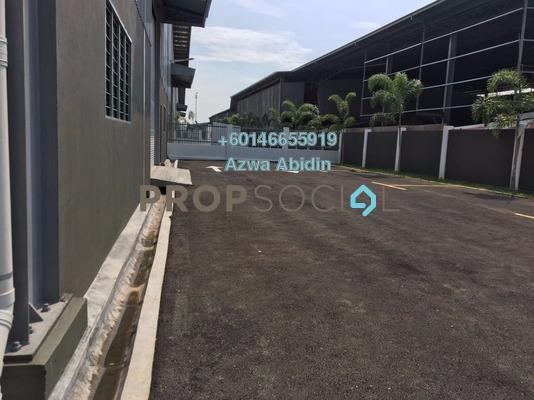 Factory For Rent in Taman Sungai Kapar Indah, Kapar Freehold Unfurnished 0R/0B 12k