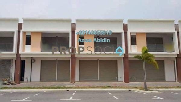 Shop For Rent in Bandar Parklands, Klang Freehold Unfurnished 0R/0B 1.2k