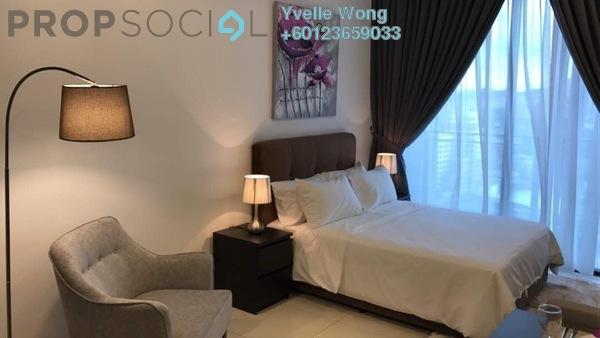 Condominium For Rent in Nadi Bangsar, Bangsar Freehold Fully Furnished 1R/1B 3k