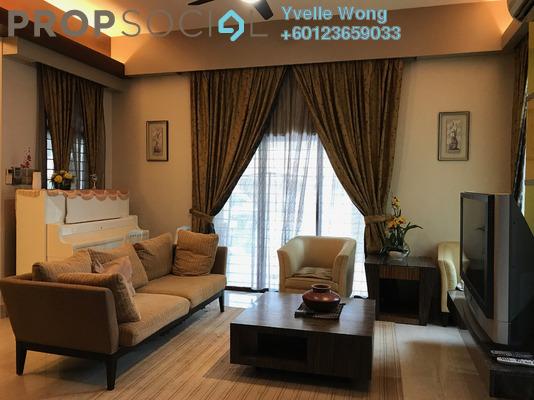Semi-Detached For Rent in Aman Suria Damansara, Petaling Jaya Freehold Fully Furnished 5R/5B 5.8k